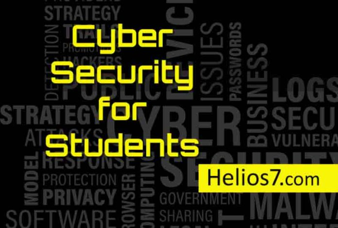 cyber security tips students