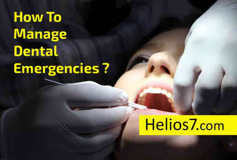 managing dental emergencies
