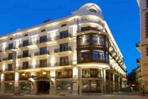 best hotels valencia