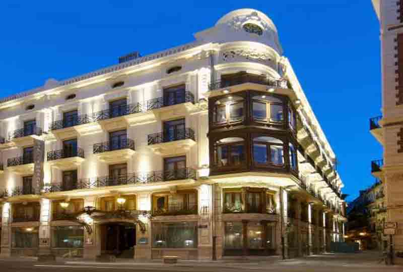 top 10 luxury hotels in valencia spain