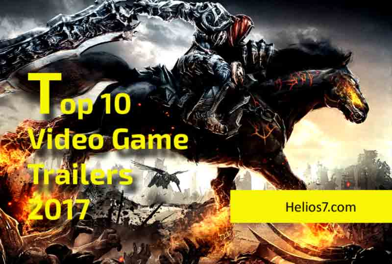 top 10 video game trailers