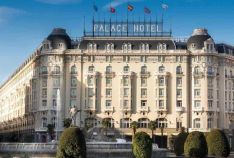 which are the best 10 hotels to stay in madrid spain