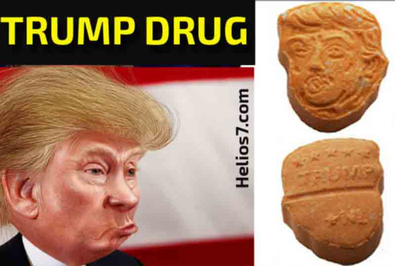 trump drug germany
