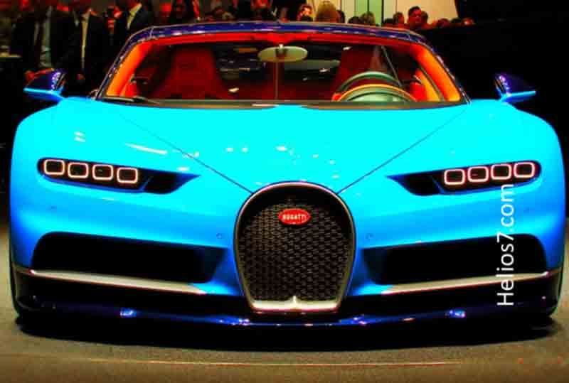 What Is The Fastest Car In The World 2017 >> Q. Which is the fastest car in the world right now ? - A. It's Bugatti Cheron 2017 - Helios7.com