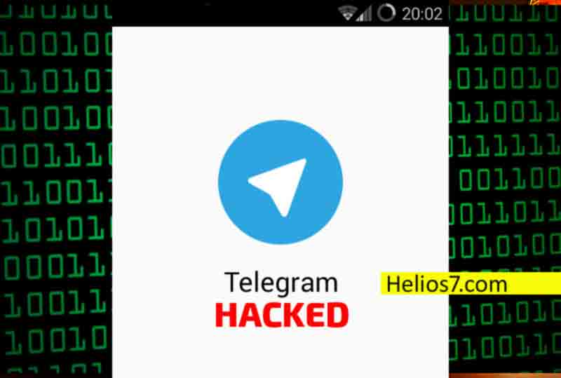 telegram hacked