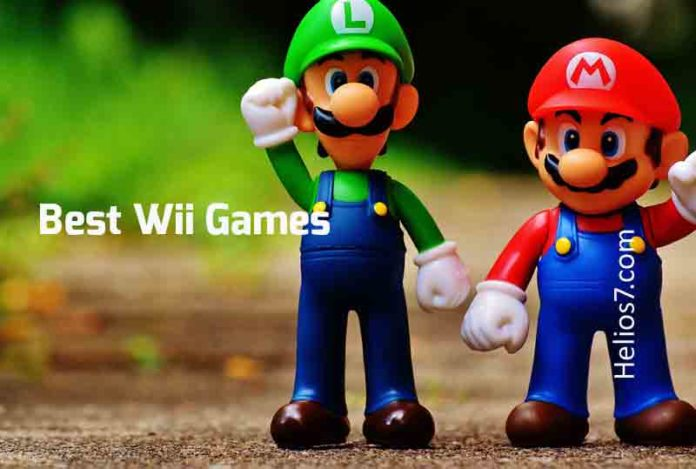 best wii games for kids