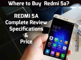 redmi 5a online india