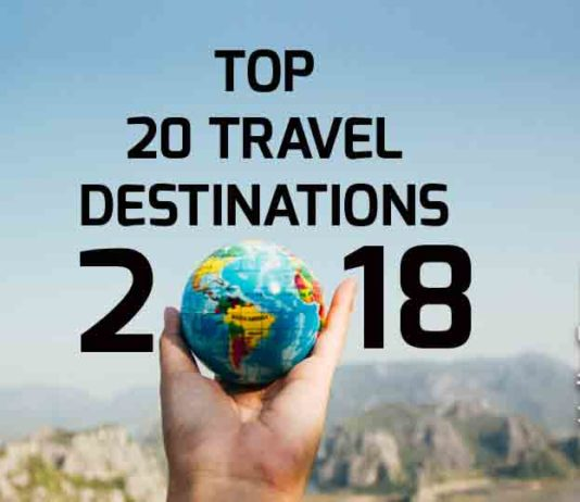 travel destinations 2018