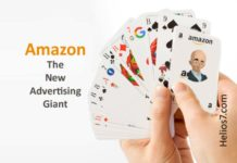 amazon advertising giant