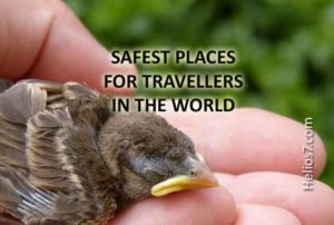 safest places to travel