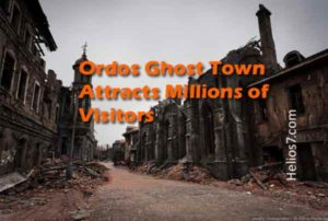 ordos ghost town