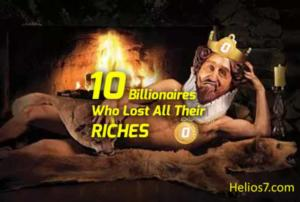 billionaires who lost all